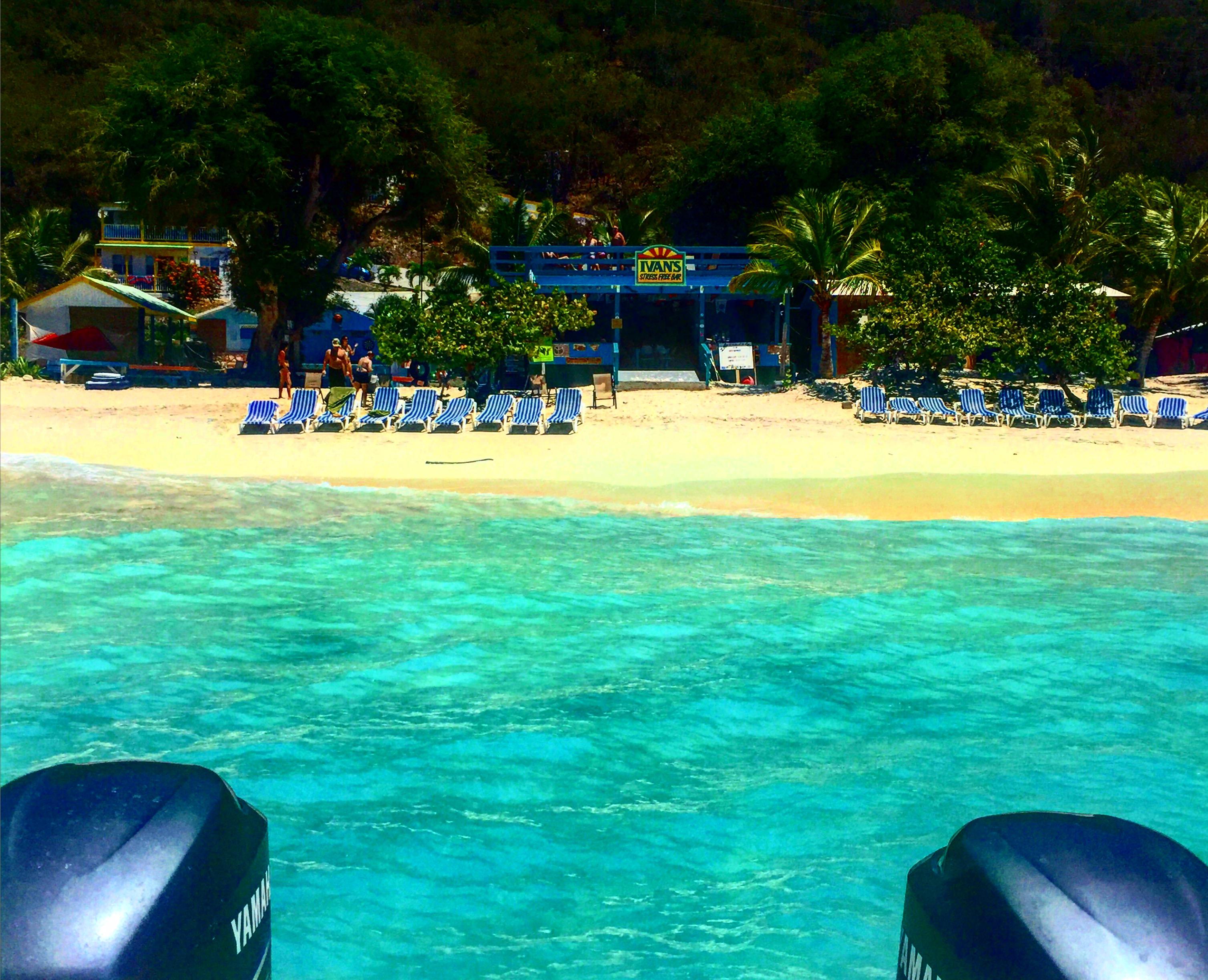 Destinations in the Virgin Islands