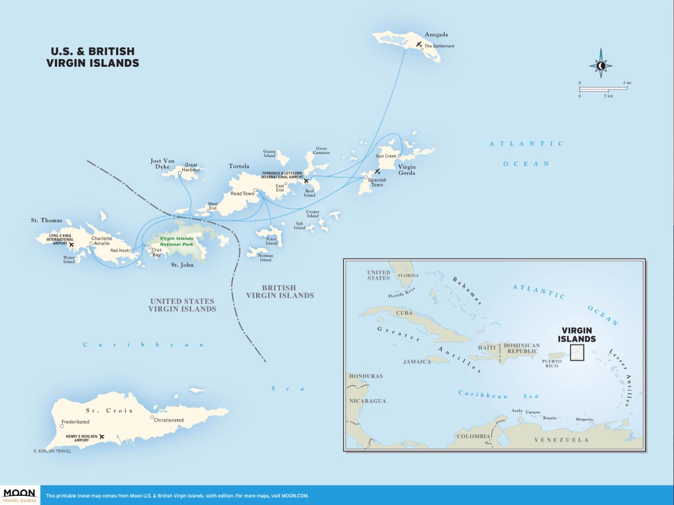 map of the virgin islands love city excursions