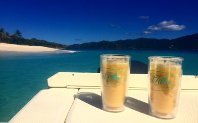 Best Rum Punch in The BVI
