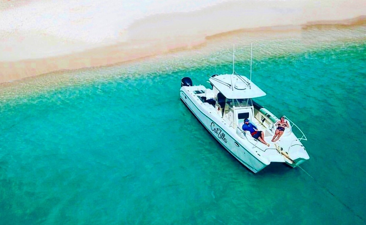Virgin Islands Boat Charters Love City Excursions